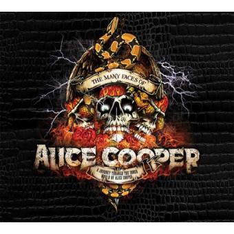 The Many Faces Of Alice Cooper - 3CD