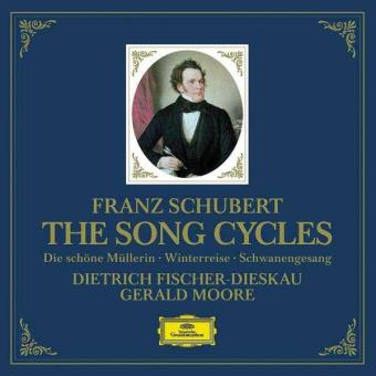 Schubert | The Song Cycles (3CD)