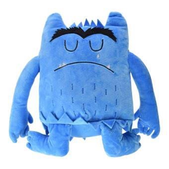 Peluche Monstro das Cores: Azul