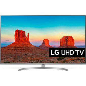 Smart TV LG UHD 4K HDR 55UK7550 140cm