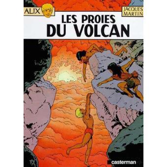 Alix Vol 14 Les Proies du Volcan