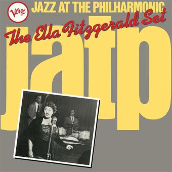 Jazz at The Philharmonic: The Ella Fitzgerald Set - 2LP 12''