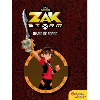 Zak Storm - Diário de Bordo