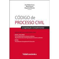 Código de Processo Civil e Legislação Complementar