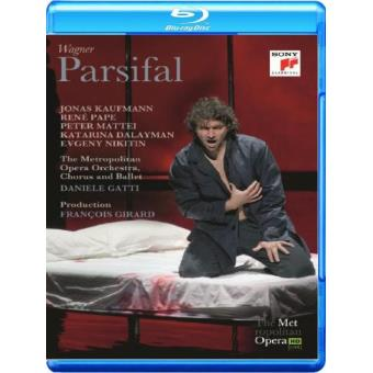 Wagner   Parsifal (BD)