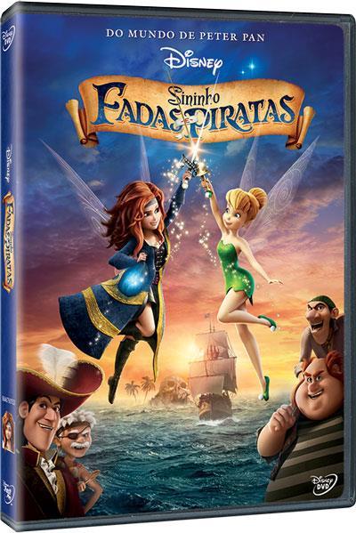 Sininho - Fadas e Piratas