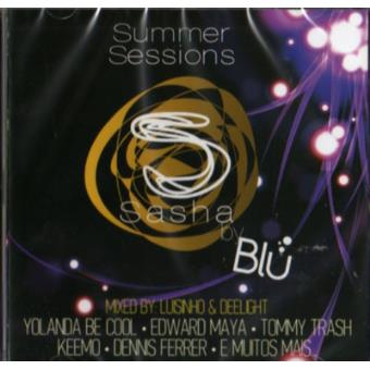 Sasha Summer Sessions By Blu (2CD)
