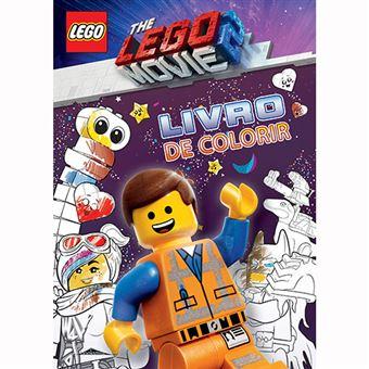 The Lego Movie 2: Livro de Colorir