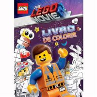The Lego Movie 2: Livro de Colorir