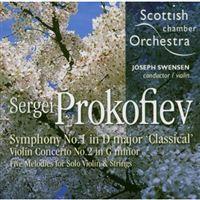 Symphony No.1/Violin Conc - CD
