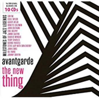 Avantgarde - the new thing (10CD)