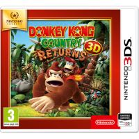 Donkey Kong Country Returns - Nintendo Selects 3DS