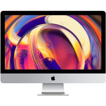 Novo iMac Apple 5K 27'' i9-3,6GHz | 8GB | 512GB SSD | Radeon Pro 580X - 2019