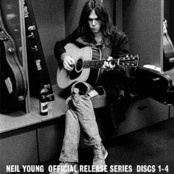 Official Release Series 1-4 (4CD)