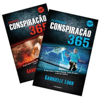 Pack Conspiração 365 - Janeiro e Fevereiro