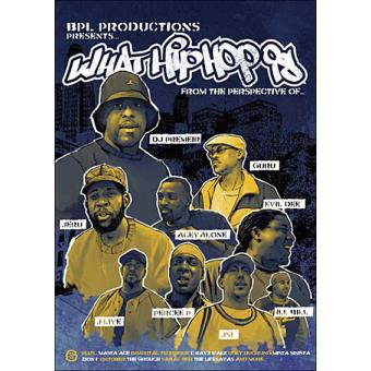 WHAT HIP HOP IS (DVD)