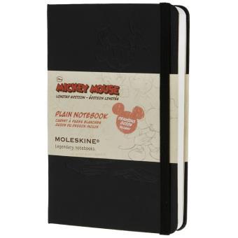 Caderno Liso Moleskine Mickey Mouse Bolso