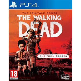 The Walking Dead: The Final Season - PS4