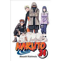Naruto - Livro 34