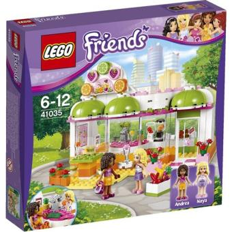 Bar de Sumos de Heartlake (LEGO Friends 41035)