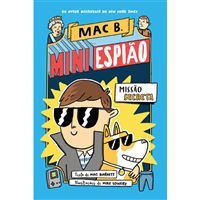 Mini Espião - Livro 1: Missão Secreta