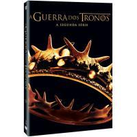 Guerra dos Tronos - 2ª Temporada - DVD - Game of Thrones Season 2