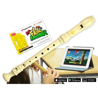 Flauta Bisel Voggenreiter Flute Master