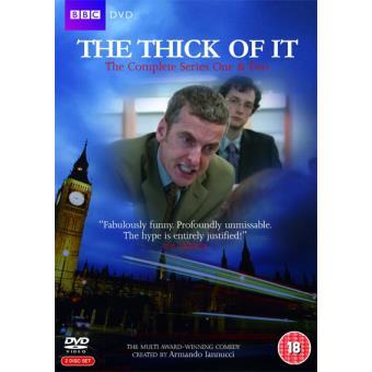 The Thick of It - 1ª e 2ª Temporadas Completas