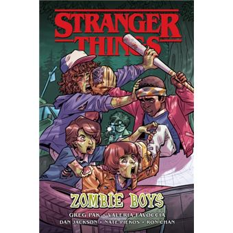 Stranger things: zombie boys (graph