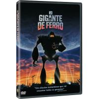 O Gigante de Ferro - DVD