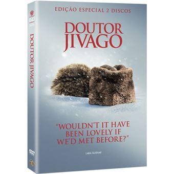 Doctor Jivago - Edição Especial 2 Discos - 2DVD