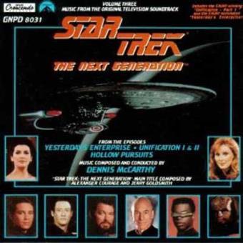 BSO Star Trek: The Next Generation Vol.3