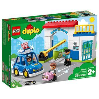 LEGO DUPLO Town 10902 Esquadra da Polícia