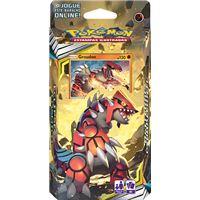 Pokémon Sol e Lua 12 Eclipse Cósmico Groudon e Kyogre 2 Decks - Envio Aleatório