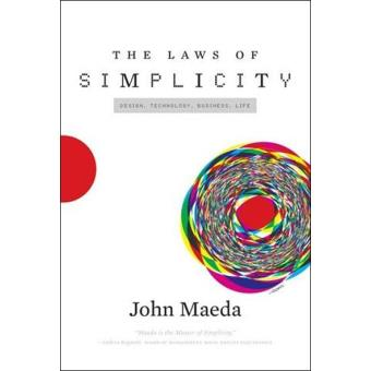The Laws Of Simplicity Epub