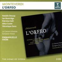 Monteverdi: L'Orfeo - 2CD