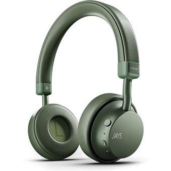 Auscultadores Bluetooth Jays a-Seven - Green