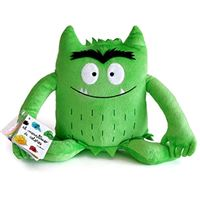 Peluche Monstro das Cores: Verde