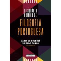 Dicionário Crítico de Filosofia Portuguesa