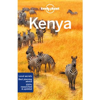 Lonely Planet Travel Guide - Kenya