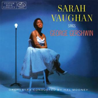 Sarah Vaughan Sings George Gershwin - 2LP 12''