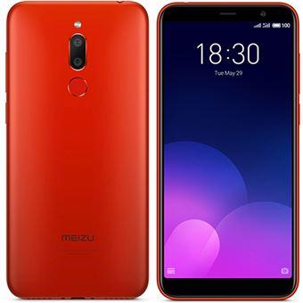 Smartphone Meizu M6T - 32GB - Vermelho