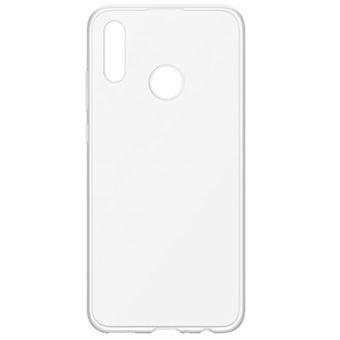 Capa Silicone Original para Huawei P Smart 2019 - Transparente