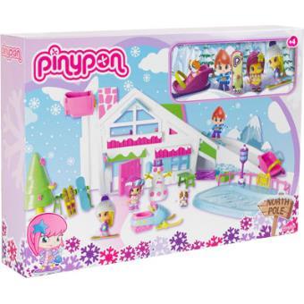 PinyPon - Férias na Neve