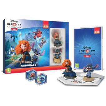Disney Infinity 2.0 - Toy Box Pack