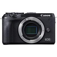 Canon EOS M6 Mark II - Corpo - Preto