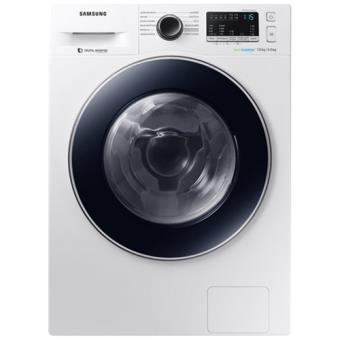 Máquina de Lavar e Secar Roupa Samsung WD70M4453JW/EP