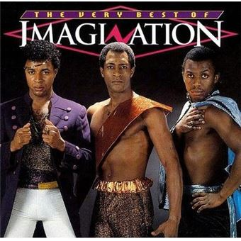 The Very Best Of Imagination - CD