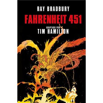 Fahrenheit 451-novela grafica