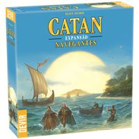 Catan Navegantes - Devir